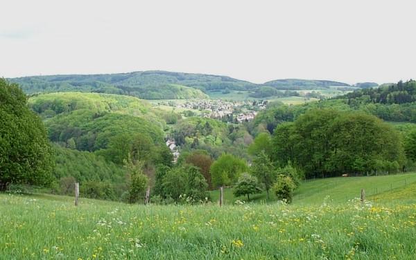 Lautertal Odenwald
